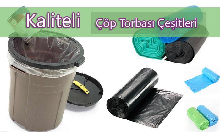 Kaliteli Çöp Torbası Çeşitleri