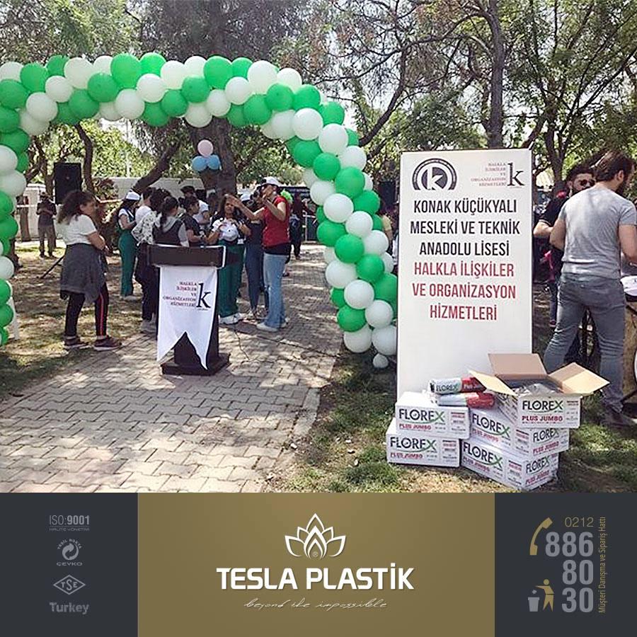 """Doğaya Saygı, Kalmasın Kaygı"""" sosyal sorumluluk projesinin sponsoru olduk!"""
