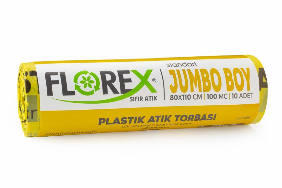 Plastik Atık Torbası Standart Jumbo